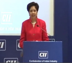 Managing Uncertainty – Leadership in Turbulent Times - An address by Ms Indra Nooyi, Chairperson & CEO, Pepsico