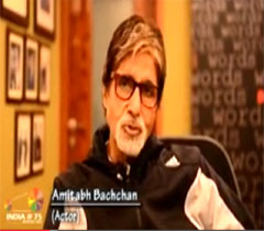 Message by Mr Amitabh Bachchan on the occasion of India@75 National volunteering week ...