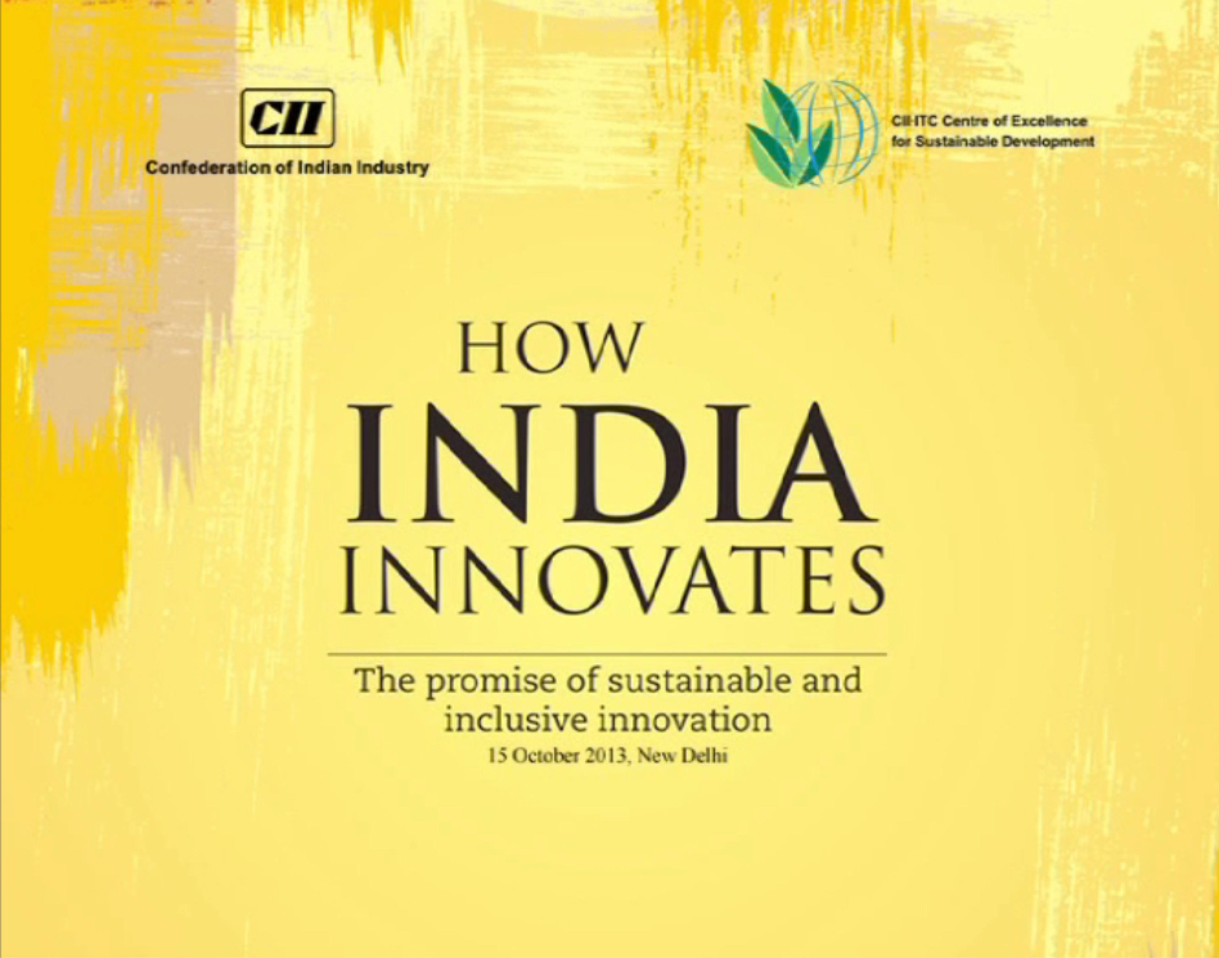 How India Innovates