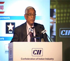 "Mr Subodh Bhargava, Chairman, Tata Communications Ltd on ""Economy, Institutions and Change: The Promise"""
