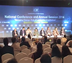 A Session on Accelerating Growth: The Role of Bureaucracy