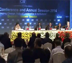 A Session on Delivering Better Governance: Perspectives
