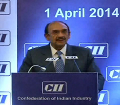 The CII Agenda 2014-15 by CII President, Mr Ajay S Shriram