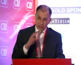 Dr Naushad Forbes, Vice President, CII &  Director, Forbes Marshall at the Inaugural ...
