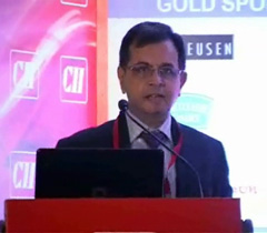 Mr J Suresh, MD & CEO, Arvind Lifestyle Brands Ltd on Inaugural Session of the CII National FMCG Summit 2014