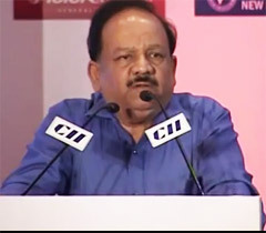 Keynote address by Dr Harsh Vardhan, Hon. Minister of Health and Family Welfare, GoI at the 8th Health Insurance Summit
