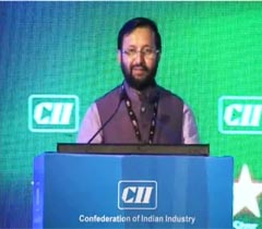 Mr Prakash Javadekar, Minister of State for Information & Broadcasting and Environment, Forest & Climate Change and Parliamentary Affairs at the Inaugural Session of the CII Big Picture Summit 2014