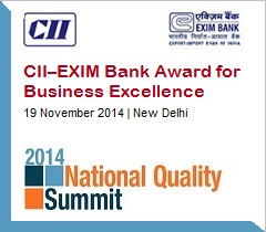 CII–EXIM Bank Award for Business Excellence