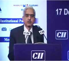 Mr Shaktikanta Das, Revenue Secretary, Ministry of Finance addressing at the Inaugural Session of the 2nd Global Tax Summit