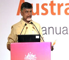 Special Address by Mr N Chandrababu Naidu, CM of Andhra Pradesh, India at the Inaugural Session of the India-Australia Business Summit 2015