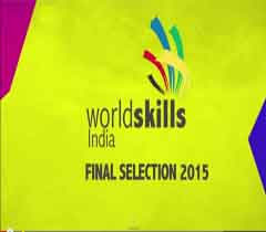 World Skills India Final Selections at CII's biennial flagship event 21st IETF