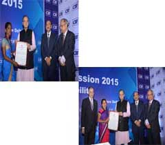 CII Foundation Woman Exemplar Awards 2015