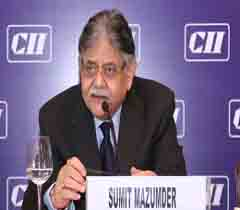 The CII Agenda 2015-16 by CII President, Mr. Sumit Mazumder