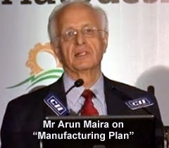 Keynote Address by Mr Arun Maira - Member, Planning Commission of India on