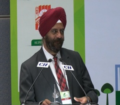 "Welcome remarks by Mr Amarbir Singh, Managing Director, Indian Polymer Industries at the inaugural session of the ""Green Buildtech 2015"""