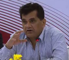 Special address by Mr Amitabh Kant, Secretary, Department of Industrial Policy & Promotion at the 'Exclusive CXO's Session: Leading by Design'