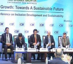 Panel discussion on 'Business Case for Renewable Energy in India'