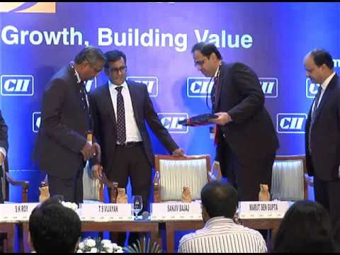 Release of CII-Ernst & Young Report by Chief Guest at the inaugural session of the 17th Insurance Summit