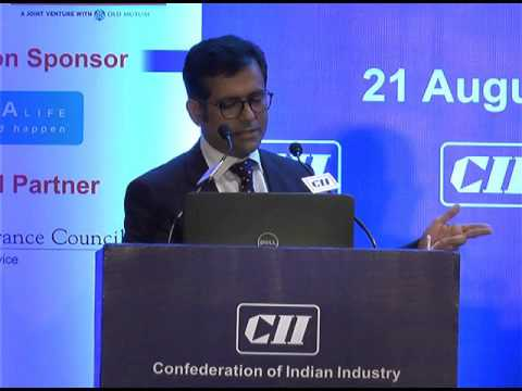 Address by Mr Rohan Sachdev, Global Insurance Emerging Market Leader, Partner & Leader-Financial Services   Advisory Services, Ernst & Young (EY) at the inaugural session of the 17th Insurance Summit