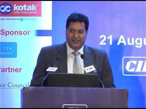 Opening remarks by Moderator Mr Rajesh Sud, Summit Co-Chair at the valedictory session of the 17th Insurance   Summit