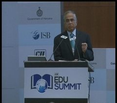 Address by Mr Ajit Rangnekar, Dean, Indian School of Business at the inaugural session of the CII EDU Summit