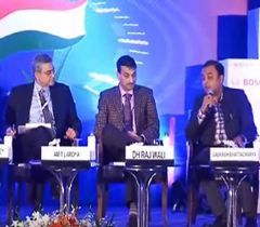 "Panel discussion on ""Innovation for Smart Cities"""