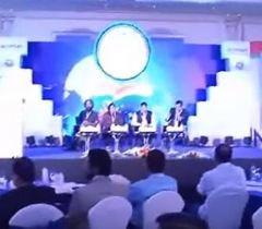 "Panel discussion on ""Keeping our Rivers and Lakes alive-Clean Ganga Mission"""
