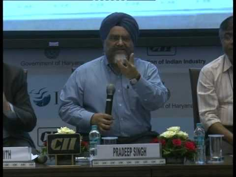 Opening Remarks by the Session Chairman Mr Pradeep Singh, Deputy Dean & CEO, Mohali Campus, Indian   School of Business