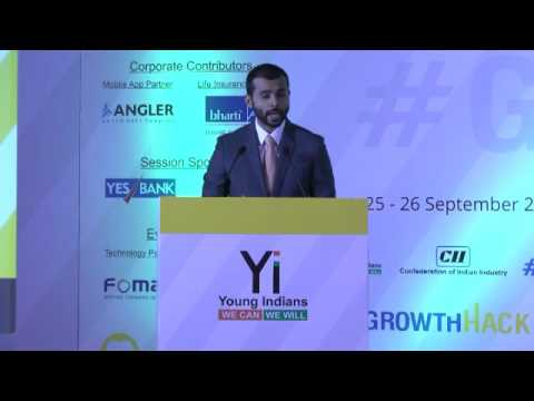 Welcome address by Mr George M Alexander, Senior Vice President, Muthoot Group