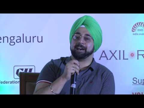 Panel discussion on 'Building a Foundation for Growth'