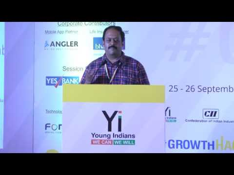 Vote of thanks by Dr Kaushik Murali, Chair-Entrepreneurship, Yi (Bengaluru Chapter)   ...