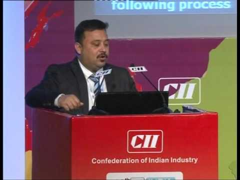 Address by Mr Mukesh Mendiratta, VP & COO, Nihon Parkerizing India Pvt Ltd on Surface Treatment Services (Jobbing Sevices) -Tier 2 & Tier 3   Suppliers to level upto OEM Quality