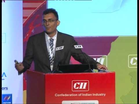 Address by Mr Sasidhar Reddy T, Country Head – India, Dorken MKS-Systeme GmbH & Co. KG