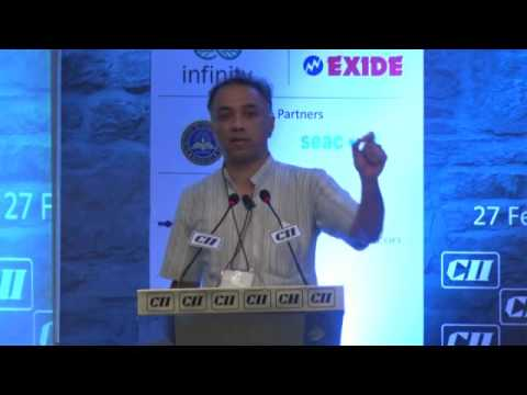 Address by Dr H Harish Hande, Chairman, SELCO – India