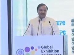 Address by Shri Mahesh Sharma, Minister of State (I/C) for Tourism & Culture at Global Exhibition on Services 2016