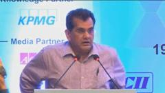 Address by Mr Amitabh Kant, CEO, NITI Aayog