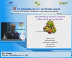 Address by Mr H M Chawla, Professor, Chemistry Department, IIT Delhi