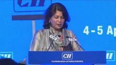 Shobana Kamineni, Vice President, CII speaks on Skill Development