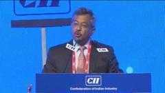 Pramod Bhasin, Chairman, CII National Committee on Skill Development & Chairman, The Skills Academy and Founder, Genpact speaks on Skill Development