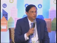 Vinayak Chatterjee, Chairman, CII National Committee on Infrastructure & PPP and Chairman, Feedback Infra Private Limited speaks on Smart Cities