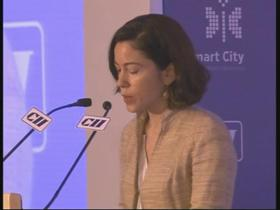 Magdalena Cruz Yabar, Charge d'Affaires, Embassy of Spain speaks on Smart Cities