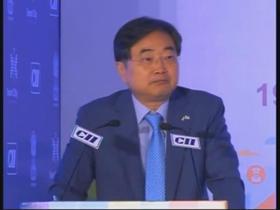 H E Cho Hyun, Ambassador Extraordinary and Plenipotentiary, Embassy of the Republic of Korea speaks on Smart Cities