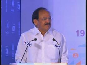 M Venkaiah Naidu releases Handbook on Smart Cities, Smart City Profile Booklet and the Directory on Smart City Products & Services at the Smart City Investors Meet