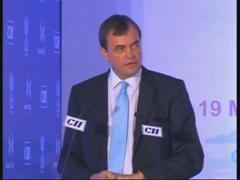 Sir Dominic Asquith KCMG, High Commissioner, British High Commission speaks in Smart Cities
