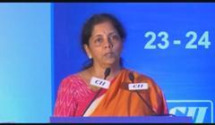 Nirmala Sitharaman, Commerce & Industry Minister speaks on Standards