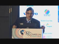 Vijaya Kumar Ivaturi, Co-Founder and CTO, Crayon Data speaks on Innovation at the 12th ...