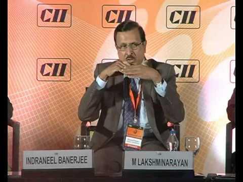 M Lakshminarayan speaks on Innovative and Disruptive Technologies