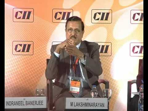M Lakshminarayan speaks on Quality at the 23rd National Quality Summit 2015