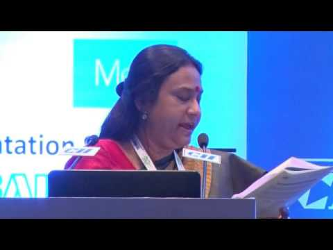 Amita Sarkar, Deputy Director General, CII shares CII Recommendations on the Medical Technology Sector