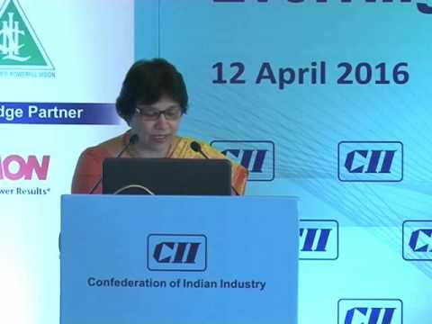 Ratika Jain, Executive Director, CII speaks on the dynamic role of HR
